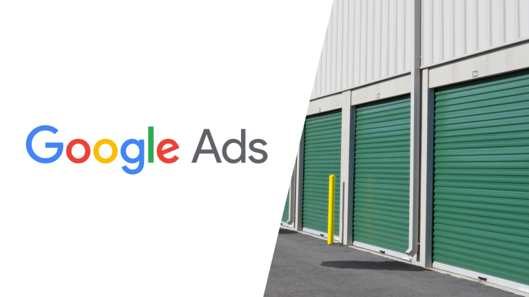 Google Ads for Storage Companies